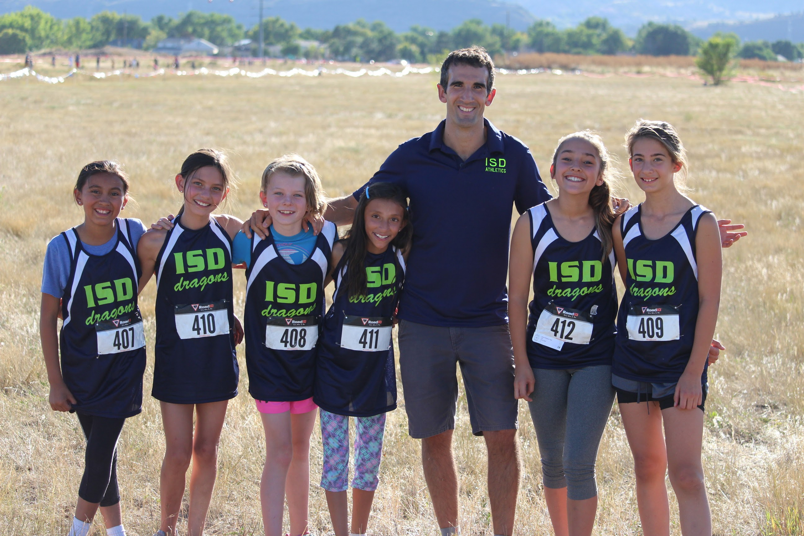 ISDenver Cross Country Team