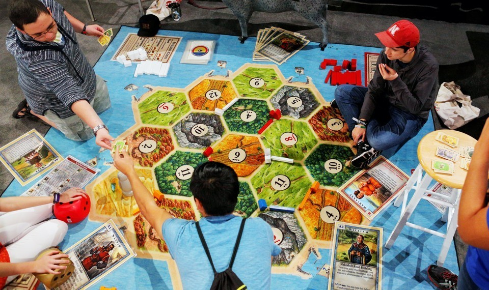 The 'Germanisation' of Board Games